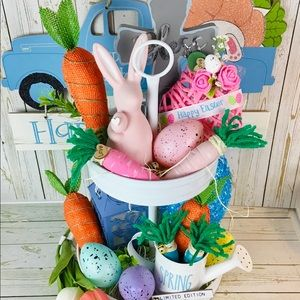 """""""HAPPY EASTER"""" Charming Decors"""
